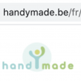 Lancement du webshop Handymade.be